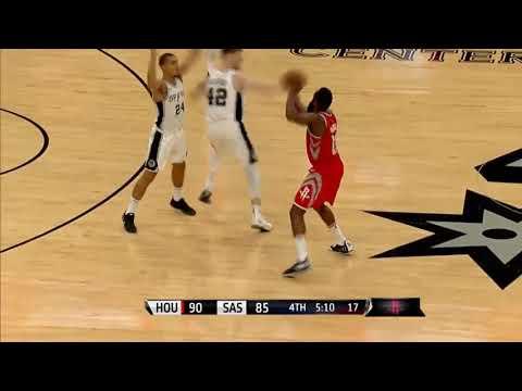 Houston Rockets Highlights vs Spurs (10.7.18) (Preseason)