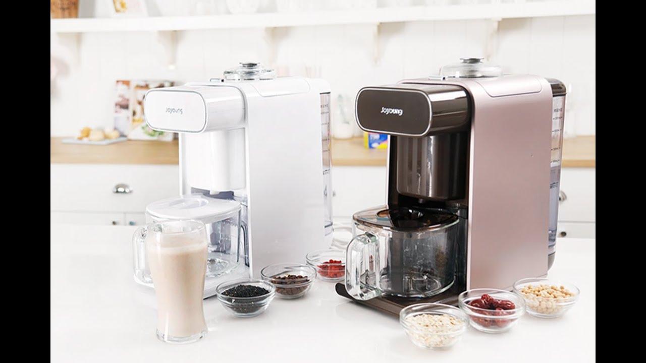 九陽豆漿機 K96 / K91/K61 免清洗破壁機 磨豆機 咖啡機 慢磨果汁機功能 | 美味生活 HowLiving |