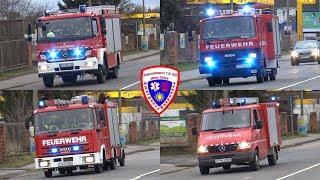 🚨 TLF 16/24 + KLF-TH FF Gotha-Uelleben + LF 8/6 FF Gotha-Boilstädt + LF 8/6 FF Gotha-Sundhausen