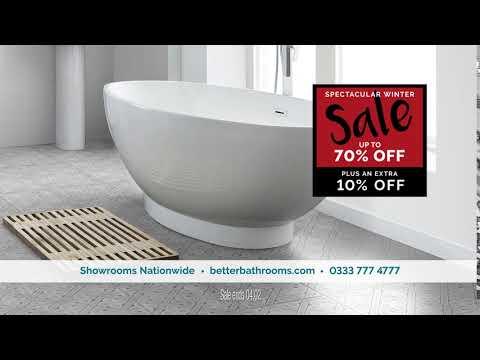 Winter Sale - 10 Second TV Ad Creative
