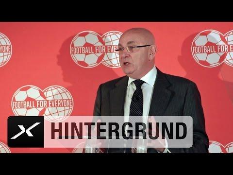 "Michael van Praag: ""Mehr Technik integrieren"" | FIFA-Präsidentschaftswahl vs. Sepp Blatter"