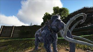 ARK: Survival Evolved - Уроки выживания. Урок 91. Поход за дровами.