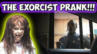 THE EXORCIST PRANK!!!