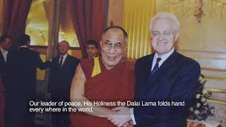 The people of Tibet thank France and Europe for their fearless support of our cause