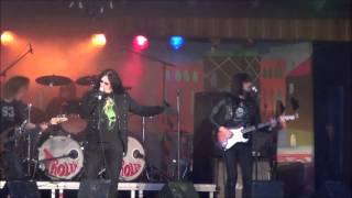 Satan - Trial By Fire & Blades Of Steel Live @ Muskelrock 2014