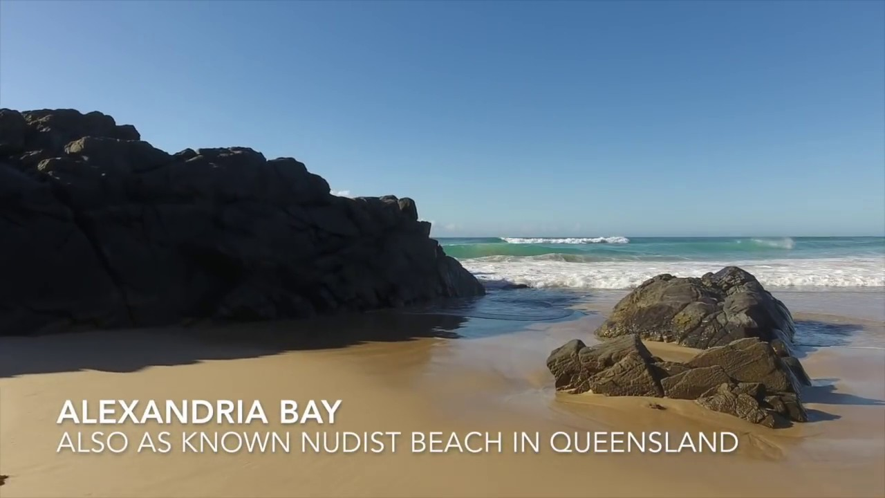Nude beach brisbane