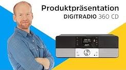 DIGITRADIO 360 CD | Eine Alternative zur klassischen Kompaktanlage. | TechniSat