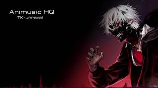 Cover images TK - unravel HQ [Tokyo Ghoul] FULL