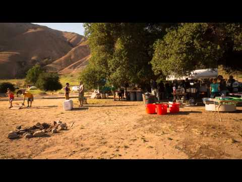 Santa Barbara Beer Camp Time Lapse