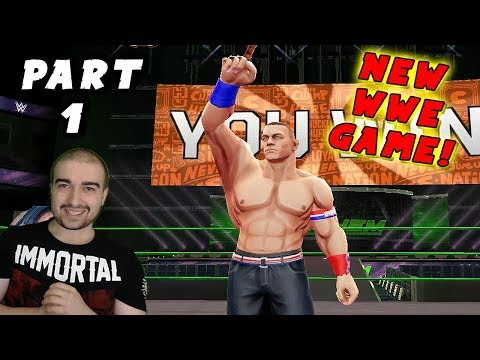 WWE Mayhem Walkthrough - #1 - NEW WWE GAME! - (Android Gameplay Let's Play)