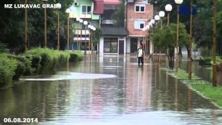 [Lukavac-x.ba] Poplave na podrucju opcine Lukavac, 06.08.2014