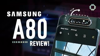 Samsung Galaxy A80 Review: So good even with the compromises