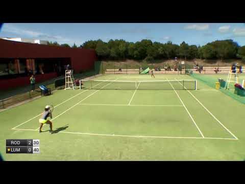 Rodionova Arina v Lumsden Maia - 2018 ITF Obidos