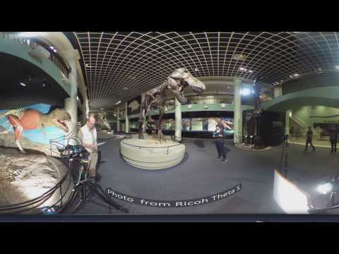 ACELab360 Episode 3 – Dinosaur 360° Production w/Val & Ethan