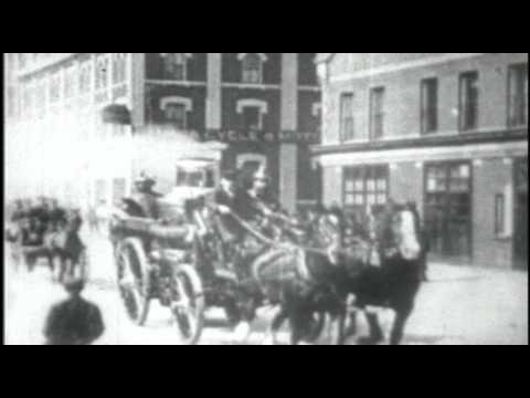 1904 Toronto Fire Newsreel