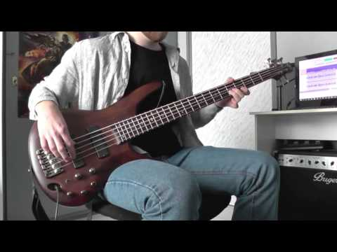 Cut the Cord - Shinedown: Bass cover