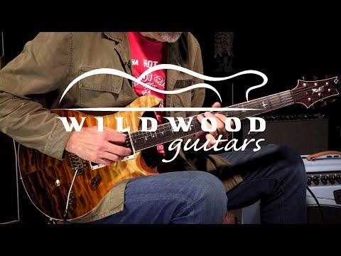 PRS Guitars Private Stock Custom 24 Retro  •  SN: 18260882