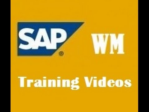 SAP WM Warehouse management demo session www erpidesmaterial com