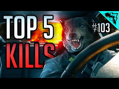 "Top BFH Epic Kills of the Week (Upsidedown RPG, Hardline Top Sniping Kill, Tazer Kills)  ""WBCW"" #103"