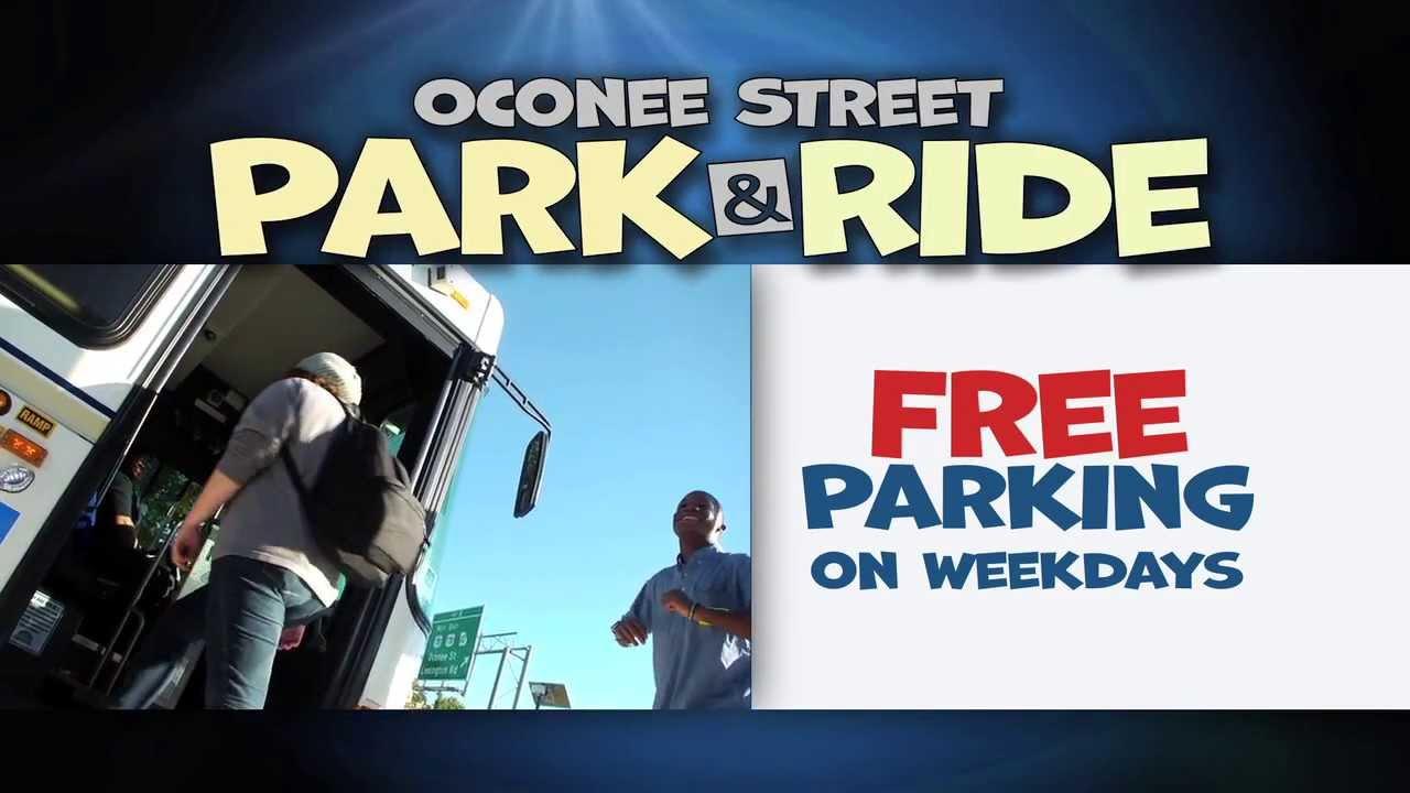 Park & Ride | Athens-Clarke County, GA - Official Website