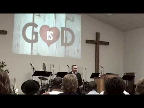 Who is God part 5, pastor Greg Brown