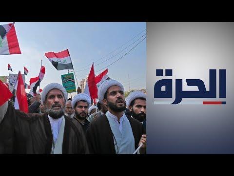أنصار الحشد الشعبي في ساحات الاعتصام.. من يقتل المتظاهرين !؟  - 19:59-2019 / 12 / 5