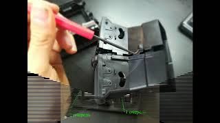 Ремонт заднього девлектора повітряного шкода октавія А5