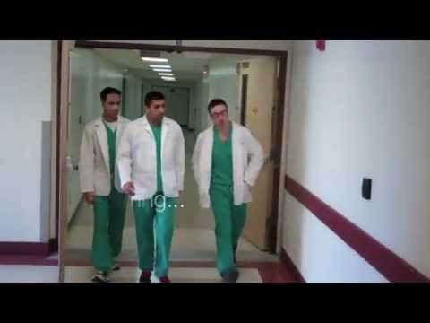 Look At Me Now - medical students' version