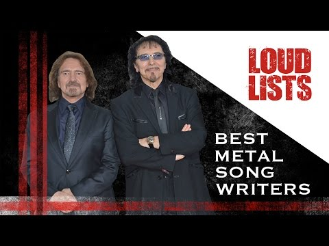 10 Greatest Metal Songwriters of All Time