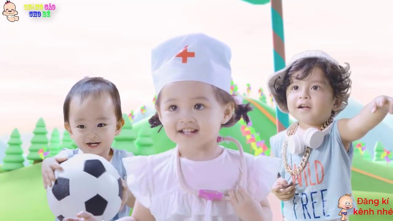 Quảng cáo cho bé ăn ngon | Vũ Điệu Tã Quần MERRIES | Tổng Hợp Nhạc Thiếu  Nhi Vui Nhộn Cho Bé - Collectif-du-chambon