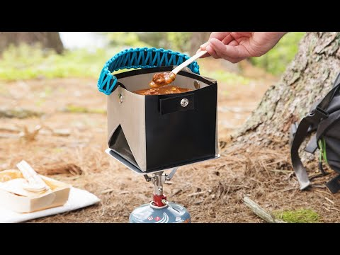 Bear Minimum | Collapsible Outdoor Cooking Pot
