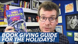 John's Book Giving Guide for the Holidays!