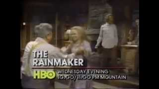 1982; John Frankenheimer - 'The Rainmaker' [TRAILER]
