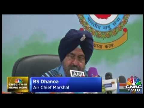 IAF Air Strikes: Why Would Pakistan Respond If Our Planes Hit Nothing, Asks BS Dhanoa | CNBC-TV18