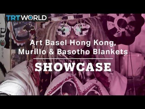 Basotho Blankets, Hong Kong's street art & political calligraphy | Full Episode | Showcase