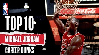 michael jordans top career dunks