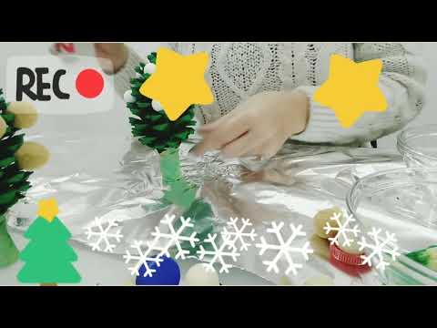 Árvore de Natal DIY