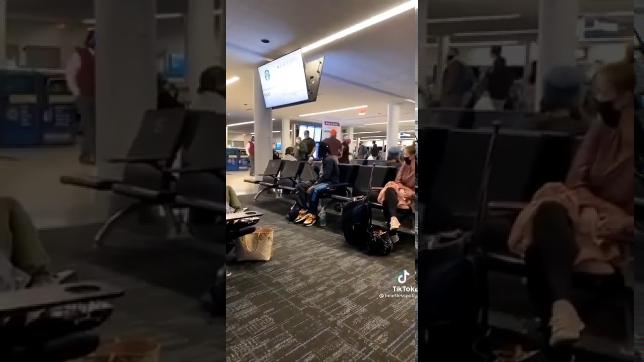 Trump supporter learns they're on no-fly list at AIRPORT after storming the Capitol, FREAKS OUT