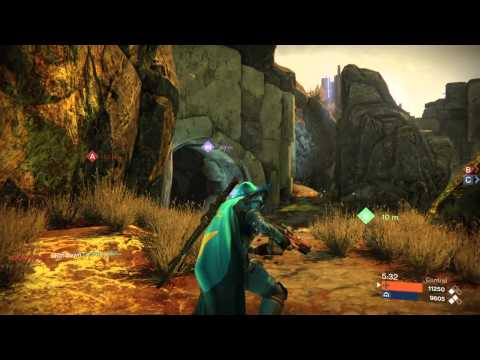Destiny Control Sniping in Shores of Time