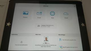 How to Print Wireless to a HP printer with iPad