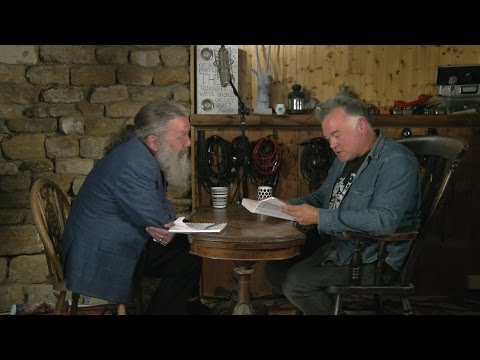 Stewart Lee Talks To Alan Moore About Writing His Book, Content Provider (full Interview)