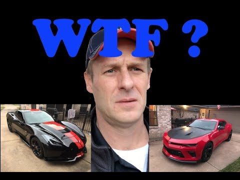 Why I traded a CORVETTE Z51 for a CAMARO SS 1LE !?!?!