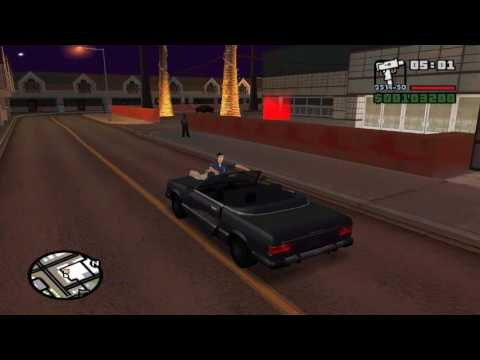 GTA San Andreas  - Fender Ketchup Mission BUG FIX!!!
