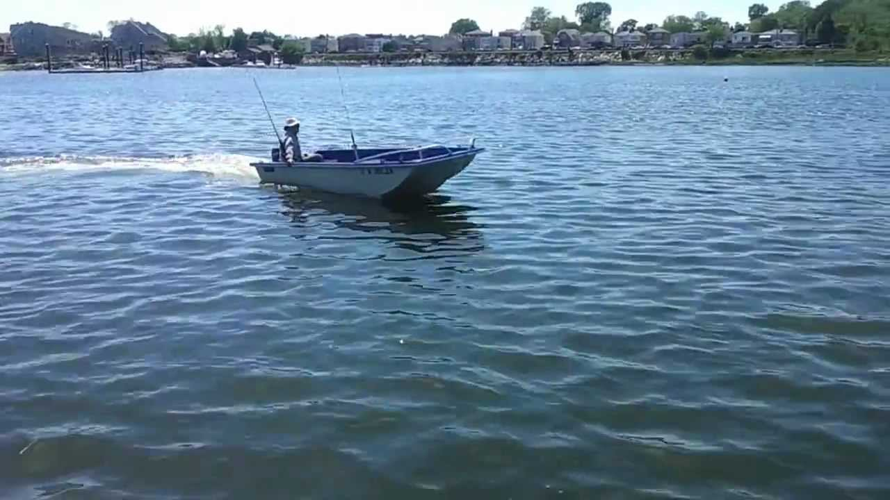 14 Boat 99 Gamefisher Youtube