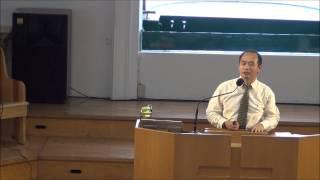 20131110浸信會仁愛堂主日信息