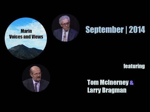 September 2014 | Tom McInerney, Larry Bragman