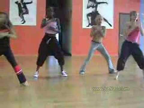 Kids Hip-hop Team