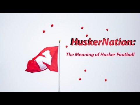 Husker Nation: The Meaning of Husker Football (Nebraska Football Documentary)