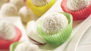 Coconut Laddoo | Easy 3 Step Recipe