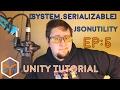 Writing Dictionaries - Unity JsonUtility
